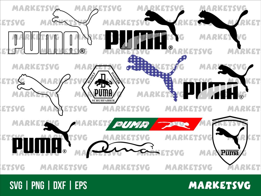 puma logo svg