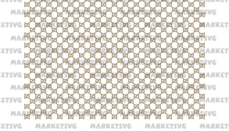 Gucci pattern svg