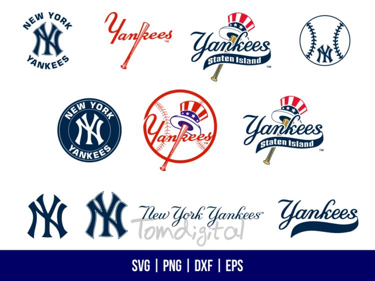 new york yankees logo svg