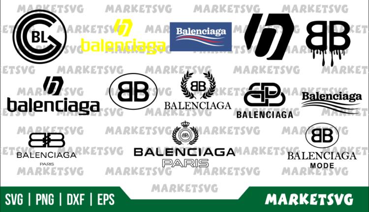 Balenciaga SVG