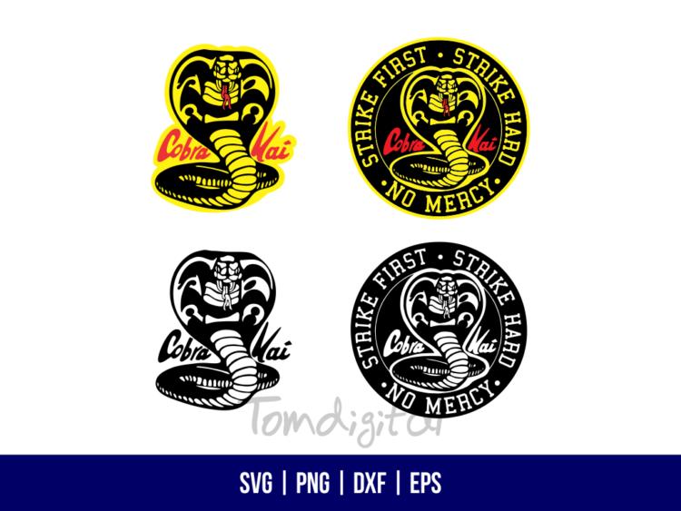 Cobra Kai Logo SVG