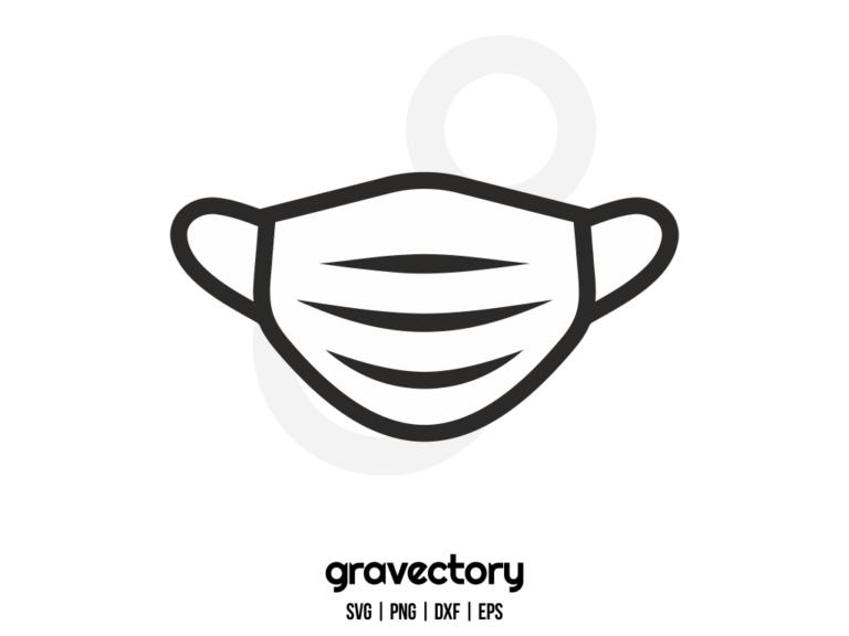 Face Mask SVG