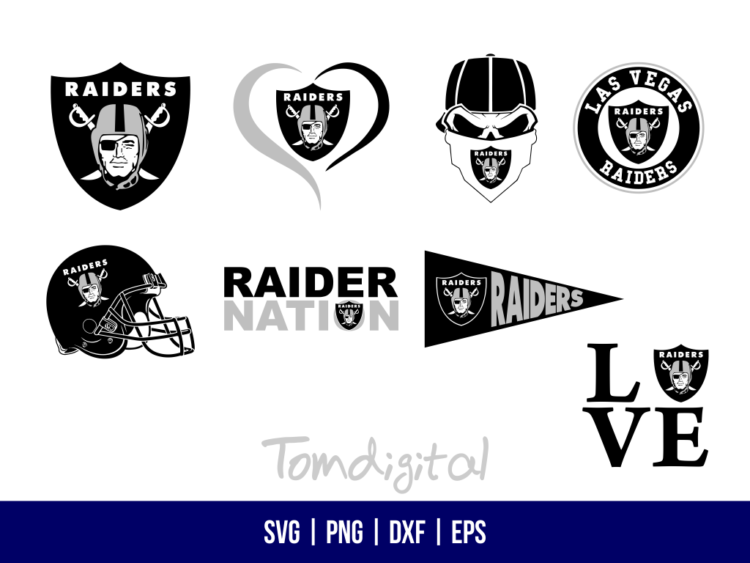 Las Vegas Raiders SVG