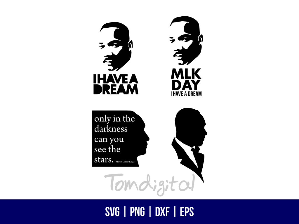 MLK SVG
