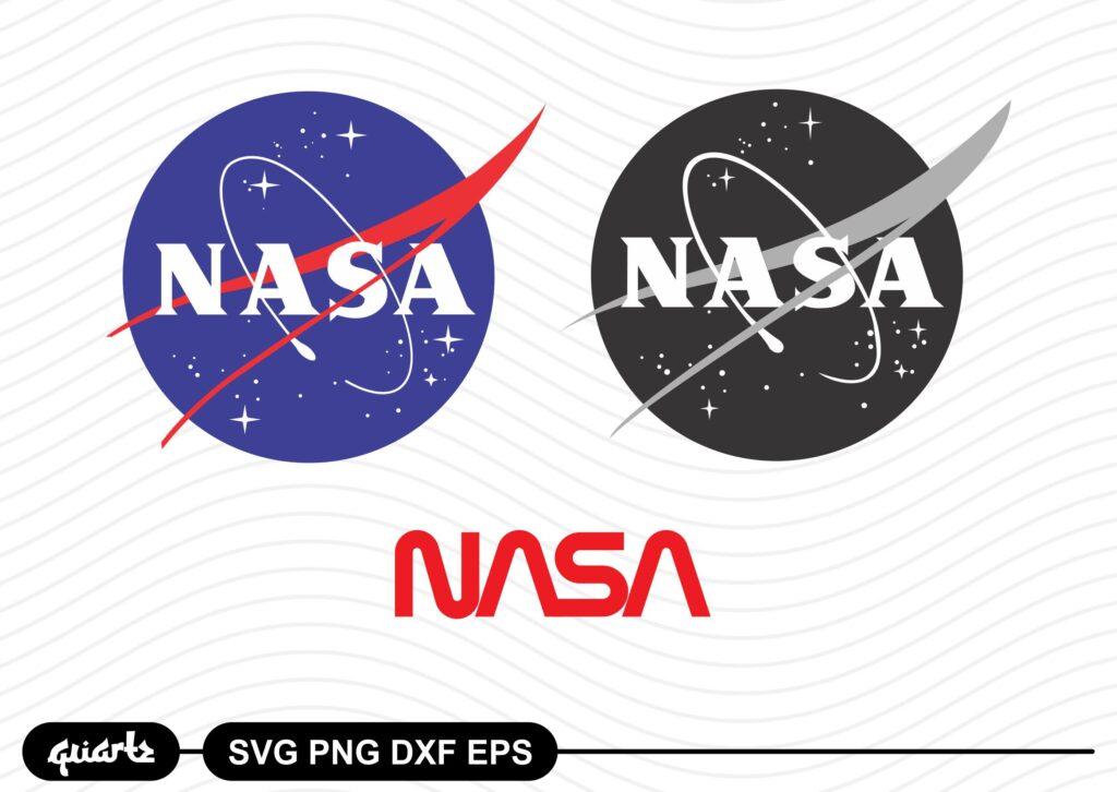nasa logo svg 1 Nasa Logo SVG PNG DXF EPS Bundle