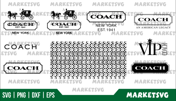 COACH Logo SVG