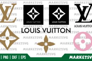 LOUIS VUITTON LOGO SVG