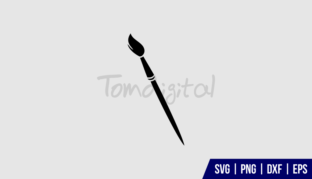 Paintbrush SVG