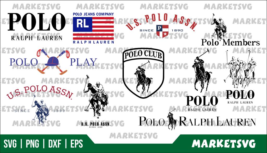 Polo Logo SVG