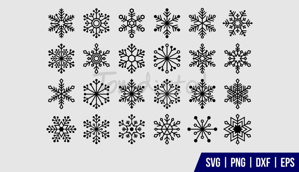 Snowflake SVG