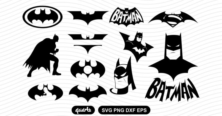batman svg bundle