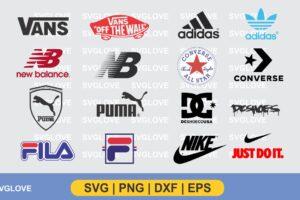 sneakers brand logo