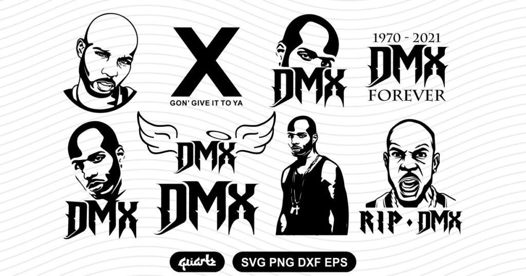 DMX SVG BUNDLE DMX SVG Bundle