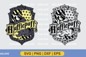 hufflepuff svg