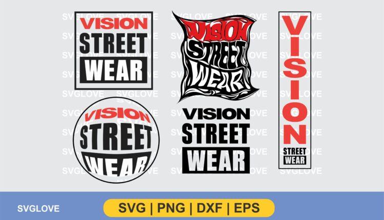 vision street wear logo svg
