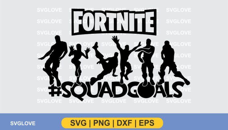 fortnite squadgoals svg Home