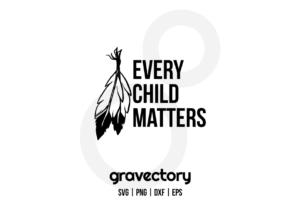 Every Child Matters SVG Cut File