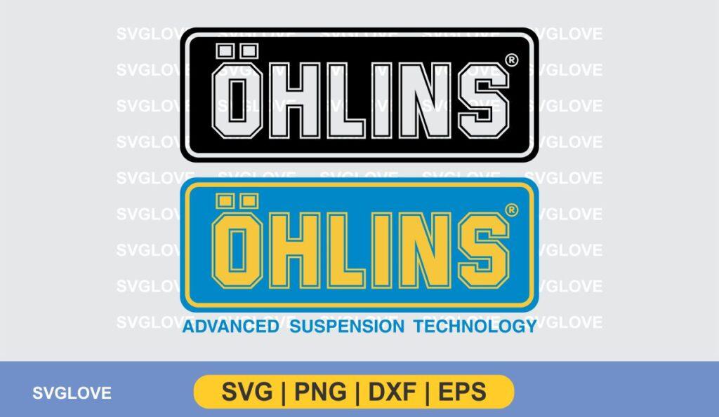 ohlins logo svg