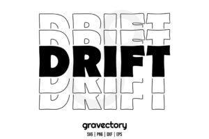 DRIFT SVG