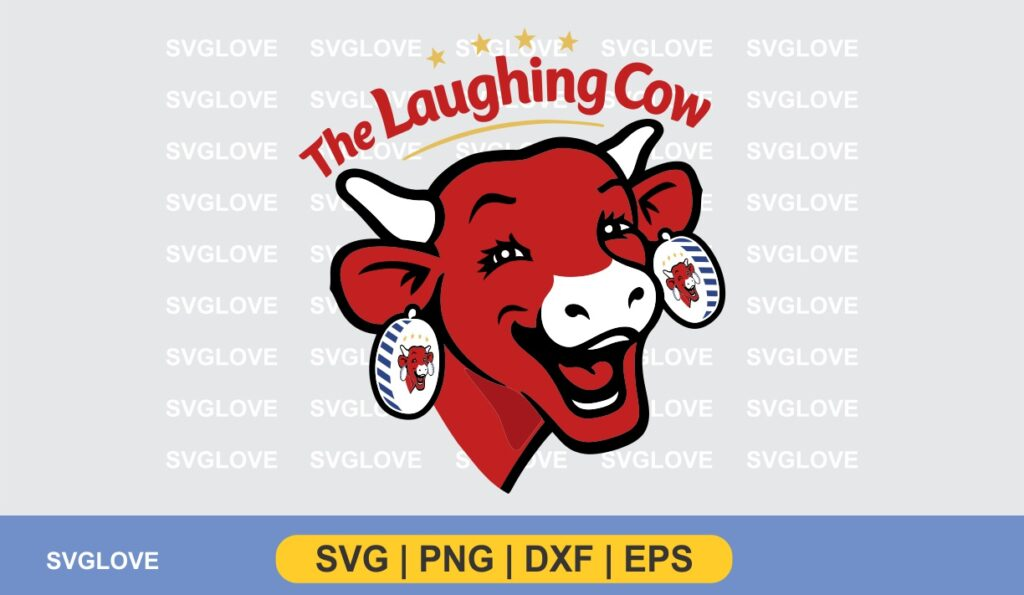 the laughing cow svg The Laughing Cow SVG