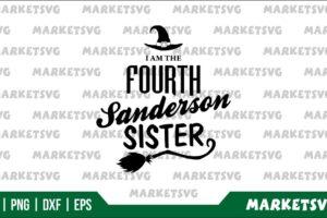Sanderson Sisters SVG