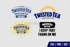Twisted Tea Original SVG