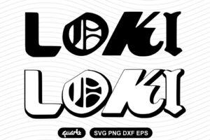 loki logo svg