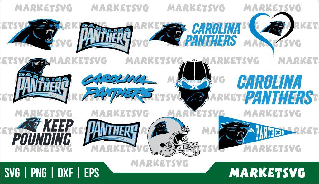 Carolina Panthers SVG