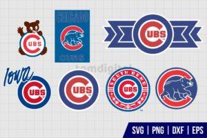 Chicago Cubs SVG