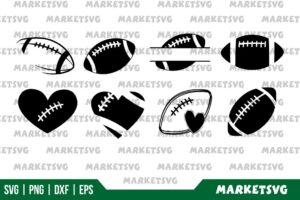 Football SVG Bundle