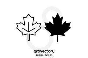 Maple Leaf SVG
