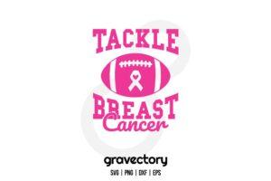 Tackle Cancer SVG