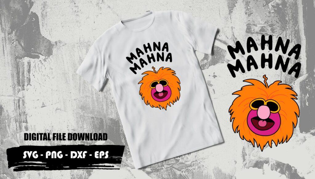 muppet mahna mahna svg Muppet Mahna Mahna SVG