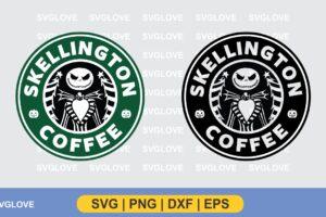 skellington coffee starbucks