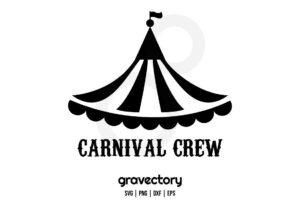 CARNIVAL CREW SVG