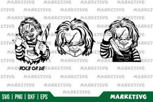 Chucky Vector SVG