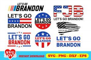LETS GO BRANDON SVG BUNDLE Home Digitals