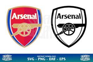 arsenal logo svg