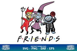 friends lock shock and barrel svg