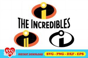 the incredibles vector